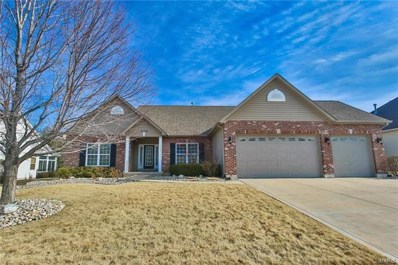 3104 Bear View Court, Wentzville, MO 63385 - MLS#: 18006791