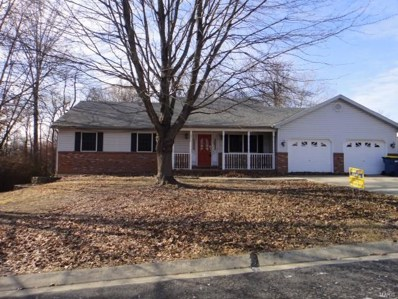 110 Southwood Trace, Collinsville, IL 62234 - MLS#: 18007147