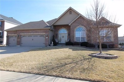 516 Forest Park Drive, Foristell, MO 63348 - MLS#: 18007371