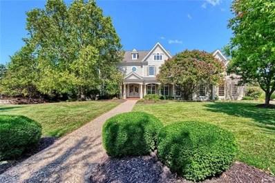 17437 Windridge Estates Court, Chesterfield, MO 63005 - MLS#: 18007510
