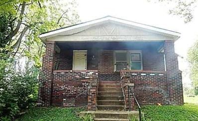 5332 Emerson Avenue, St Louis, MO 63120 - MLS#: 18007672
