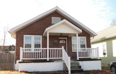 6408 Hoffman Avenue, St Louis, MO 63139 - MLS#: 18007693