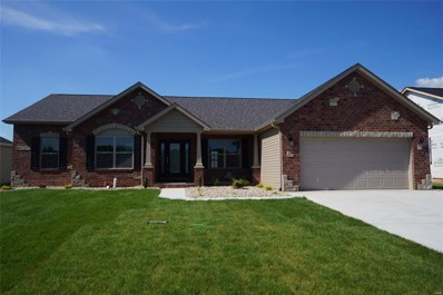 1035 Creekside Drive, Waterloo, IL 62298 - MLS#: 18007715