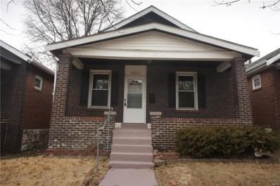 5711 Goener Avenue, St Louis, MO 63116 - MLS#: 18007966