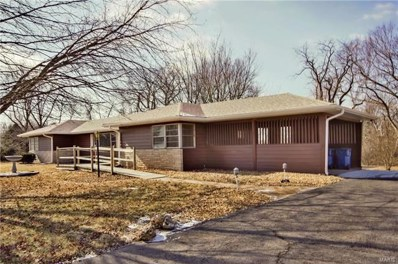 578 Crossing Lane, Glen Carbon, IL 62034 - #: 18008309