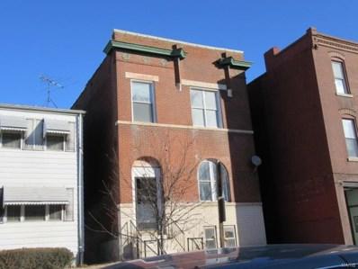 3405 Meramec, St Louis, MO 63118 - MLS#: 18008409
