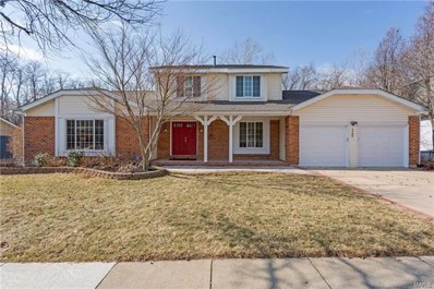 1785 Schoettler Valley Drive, Chesterfield, MO 63017 - MLS#: 18008536