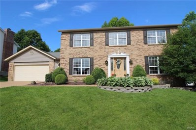 6318 Highland Estates Drive, St Louis, MO 63129 - MLS#: 18008554
