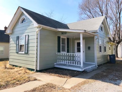 902 S Macoupin Street, Gillespie, IL 62033 - MLS#: 18008555
