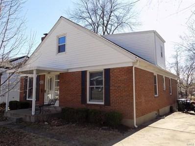 7732 Weston Place, St Louis, MO 63117 - MLS#: 18008556