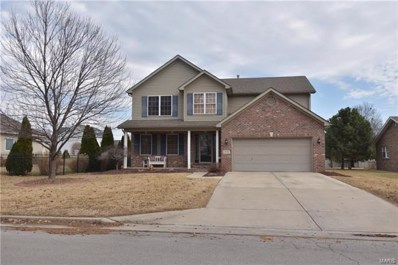 3802 Fairoaks Drive, Granite City, IL 62040 - MLS#: 18009190