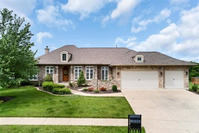 3105 Bear View Court, Wentzville, MO 63385 - MLS#: 18009239