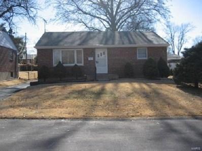 9024 Harold Drive, St Louis, MO 63134 - MLS#: 18009541