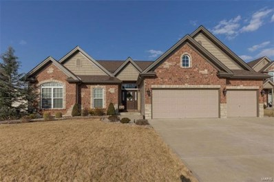 315 Addyston Pointe Court, St Peters, MO 63376 - MLS#: 18009656