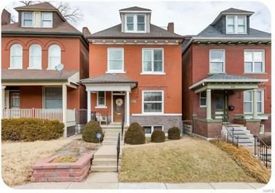 4115 Castleman Avenue, St Louis, MO 63110 - MLS#: 18010304