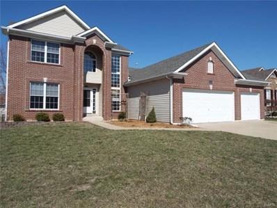 2109 Homefield Ridge Court, O\'Fallon, MO 63366 - MLS#: 18010451