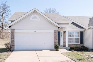 3217 Country Hollow Drive, St Louis, MO 63129 - MLS#: 18010514