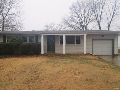 10315 Reba Drive, St Louis, MO 63136 - MLS#: 18010583