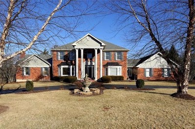 923 Cabernet Drive, Town and Country, MO 63017 - MLS#: 18010654