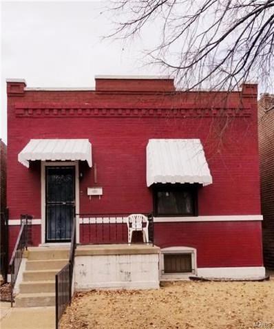 3139 Whittier, St Louis, MO 63115 - MLS#: 18010656