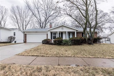 12633 Glenlea Drive, Maryland Heights, MO 63043 - MLS#: 18010916