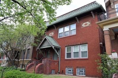 3509 Connecticut Street, St Louis, MO 63118 - #: 18010927