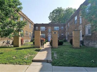 4961 Rosalie UNIT 12, St Louis, MO 63115 - MLS#: 18011019