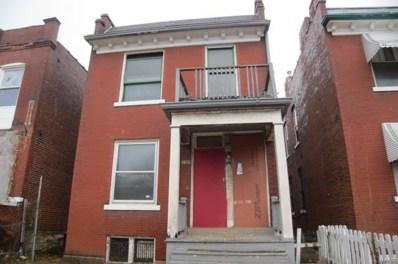 4856 Hammett, St Louis, MO 63113 - MLS#: 18011080