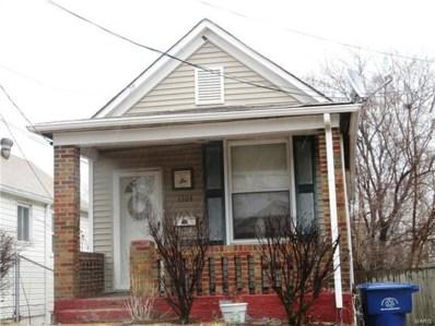 1304 Graham Street, St Louis, MO 63139 - MLS#: 18011097