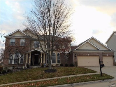 540 Crown Pointe Estates Court, Wildwood, MO 63021 - MLS#: 18011112