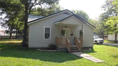 619 S Borders Street, Marissa, IL 62257 - MLS#: 18011199