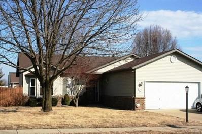 1308 Terrace Green Lane, O\'Fallon, IL 62269 - #: 18013453