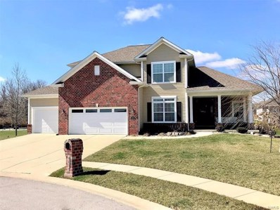1105 Keats Way Court, O\'Fallon, IL 62269 - #: 18013476