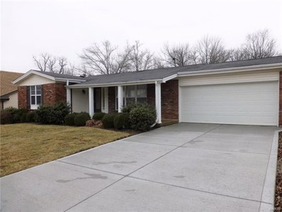 1165 Richland Drive, Chesterfield, MO 63017 - MLS#: 18013497
