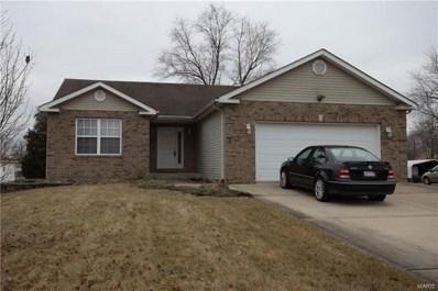 8532 Country Lane, Troy, IL 62294 - MLS#: 18013511