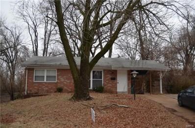 10138 Chambers Hill Drive, St Louis, MO 63136 - MLS#: 18013622