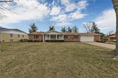 9527 Huron Drive, St Louis, MO 63132 - MLS#: 18013660