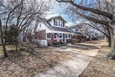 6206 Reber Place, St Louis, MO 63139 - MLS#: 18013693