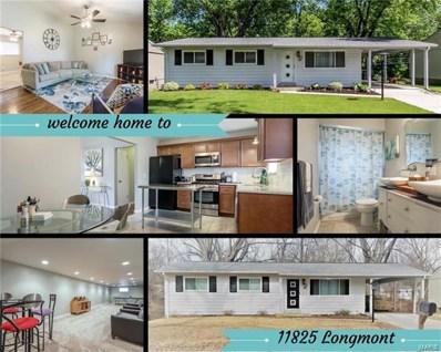 11825 Longmont Drive, Maryland Heights, MO 63043 - MLS#: 18013735