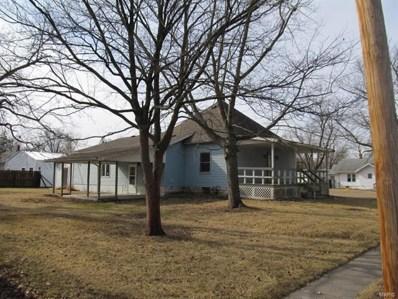 800 E Walnut Street, Gillespie, IL 62033 - MLS#: 18013933