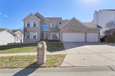 3554 Yaeger Crossing Court, St Louis, MO 63129 - MLS#: 18013962