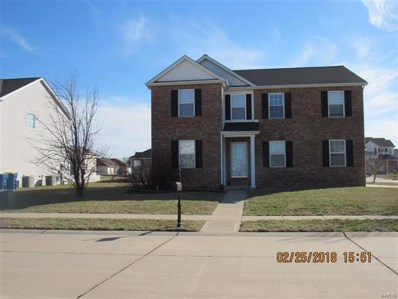 1101 Peach Lane, New Baden, IL 62265 - #: 18014045