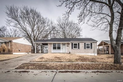 2171 Central Parkway, Florissant, MO 63031 - MLS#: 18014261