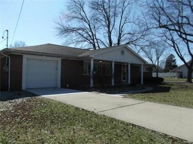 420 W Harrison Street, Millstadt, IL 62260 - MLS#: 18014270