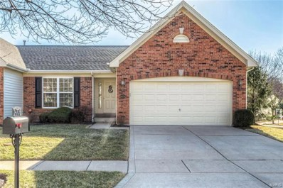 14726 Ladue Bluffs Crossing Drive, Chesterfield, MO 63017 - MLS#: 18014294