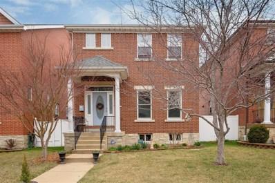 3939 McRee Avenue, St Louis, MO 63110 - MLS#: 18014315