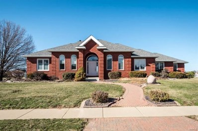 1137 Stonewolf Trail, Fairview Heights, IL 62208 - #: 18014331