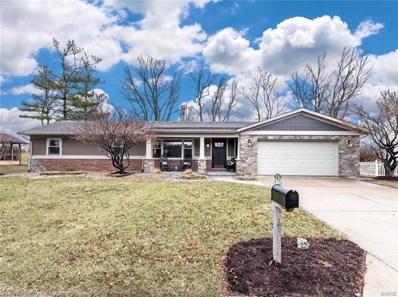 348 Westglen Drive, Glen Carbon, IL 62034 - #: 18014378