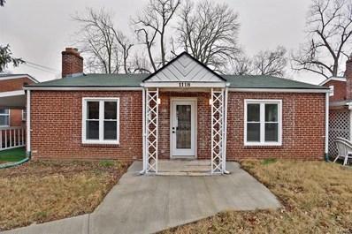 1118 Mona, St Louis, MO 63130 - MLS#: 18014531