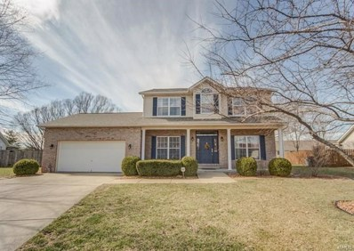 321 Ring Of Kerry Drive, Belleville, IL 62221 - MLS#: 18014654